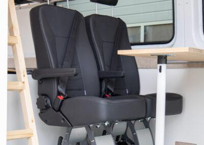 Smartfloor stoelen